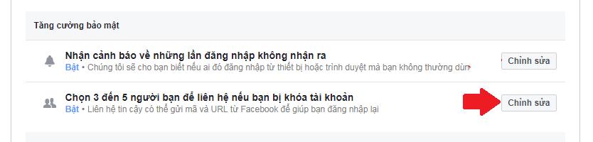 Bảo vệ tài khoản facebook toàn diện nhờ các bước đơn giản sau ảnh 9