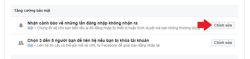 Bảo vệ tài khoản facebook toàn diện nhờ các bước đơn giản sau ảnh 4