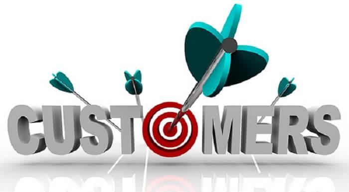 Xác định đối tượng khách hàng nhắm đến