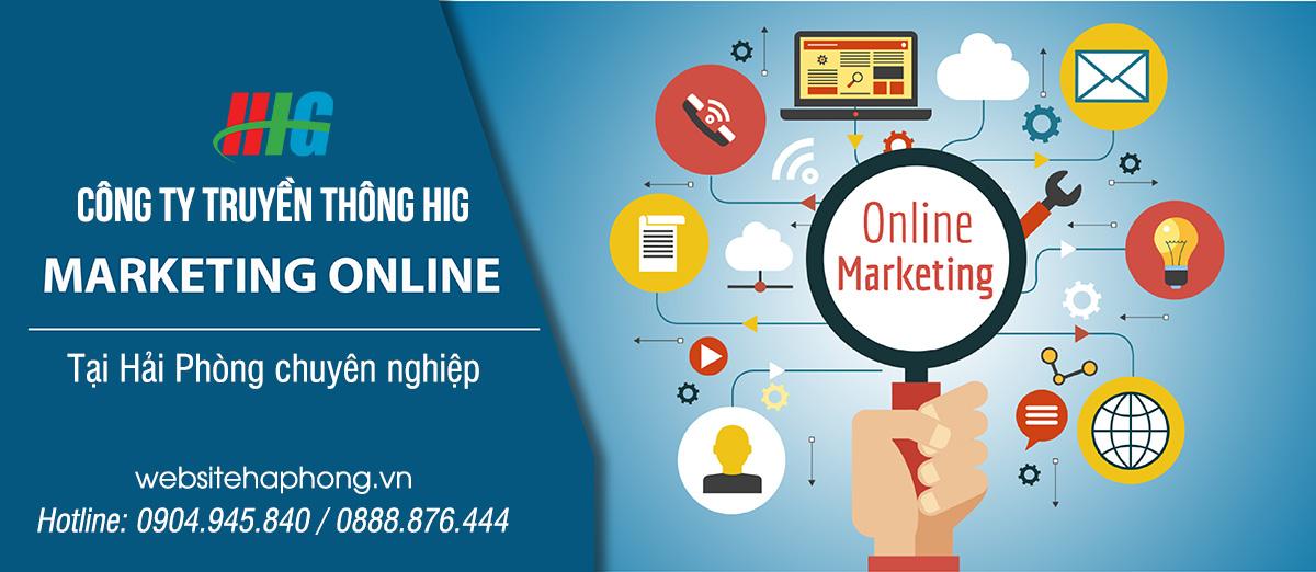 Dịch vụ Marketing Online tại Hải Phòng uy tín chuyên nghiệp