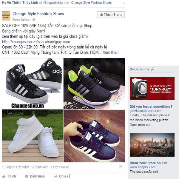 Dịch vụ quảng cáo Facebook tại Lào Cai giá rẻ, uy tín ảnh 4