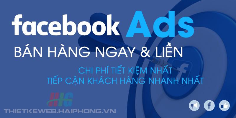 Dịch vụ quảng cáo Facebook tại Hải Phòng giá rẻ nhất