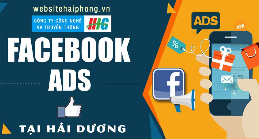 Dịch vụ Quảng cáo Facebook tại Hải Dương giá rẻ