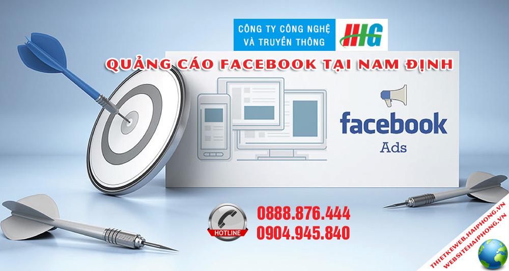 Dịch vụ Quảng cáo Facebook tại Nam Định giá rẻ