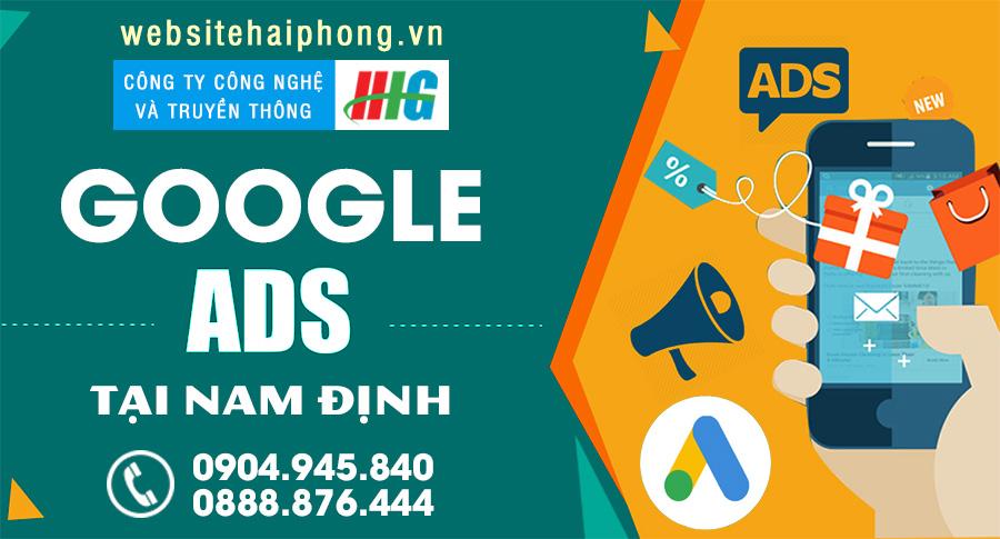 Quảng cáo Google tại Nam Định giá rẻ uy tín