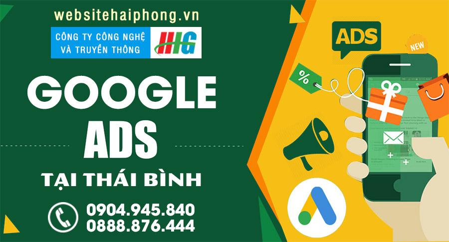 Dịch vụ quảng cáo Google tại Thái Bình giá rẻ uy tín