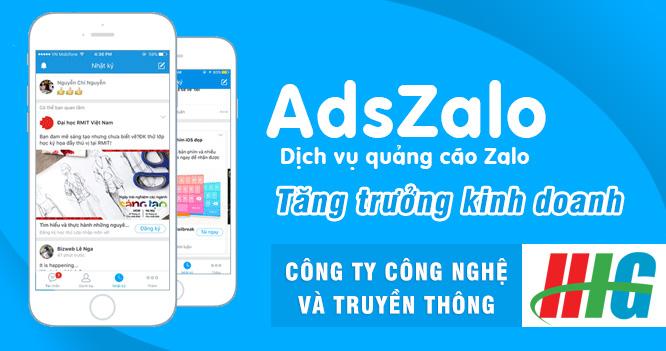 Dịch vụ quảng cáo Zalo tại Nam Định giá rẻ, uy tín nhất