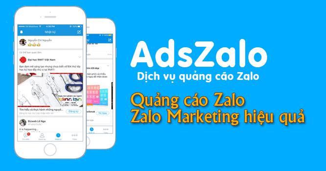 Dịch vụ quảng cáo Zalo tại Thái Nguyên giá rẻ, uy tín nhất