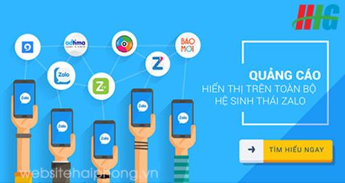 Dịch vụ quảng cáo Zalo tại Hà Nội giá rẻ, uy tín nhất