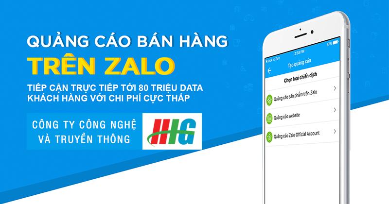 Dịch vụ quảng cáo Zalo tại Hải Dương giá rẻ, uy tín nhất
