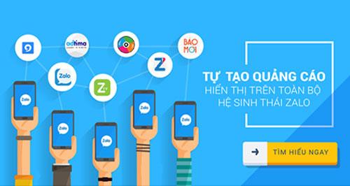 Dịch vụ quảng cáo Zalo tại Lạng Sơn giá rẻ, uy tín nhất