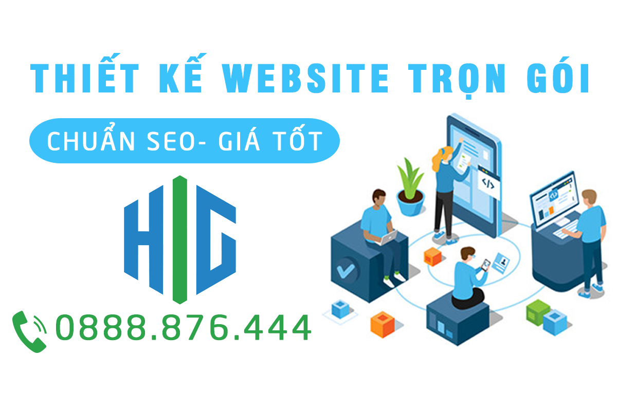 Thiet ke web tai Hai Phong chuẩn SEO