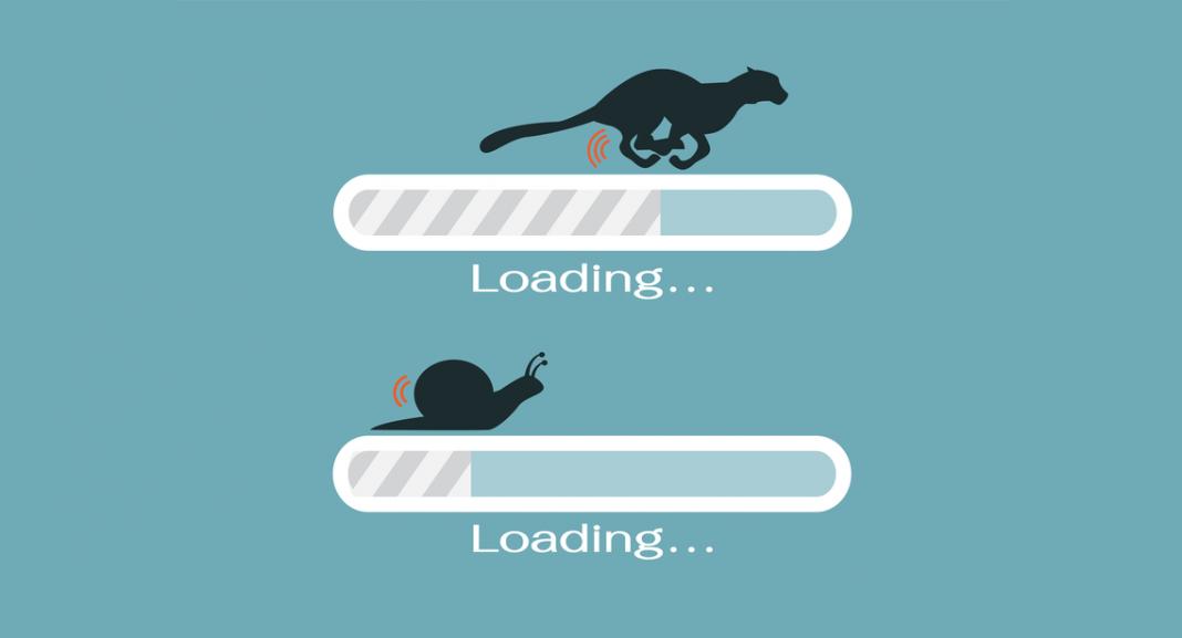 Tốc độ load ảnh hưởng đến thứ hạng website
