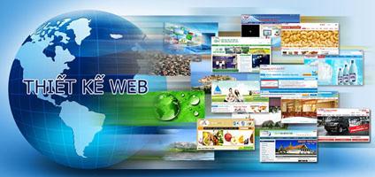 Thiết kế web chuyên nghiệp ở Hải Phòng
