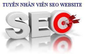 Tuyển dụng nhân viên SEO và quản trị website